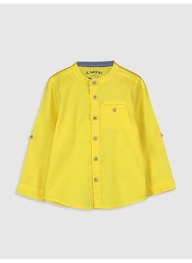 LC Waikiki Gömlek Sarı
